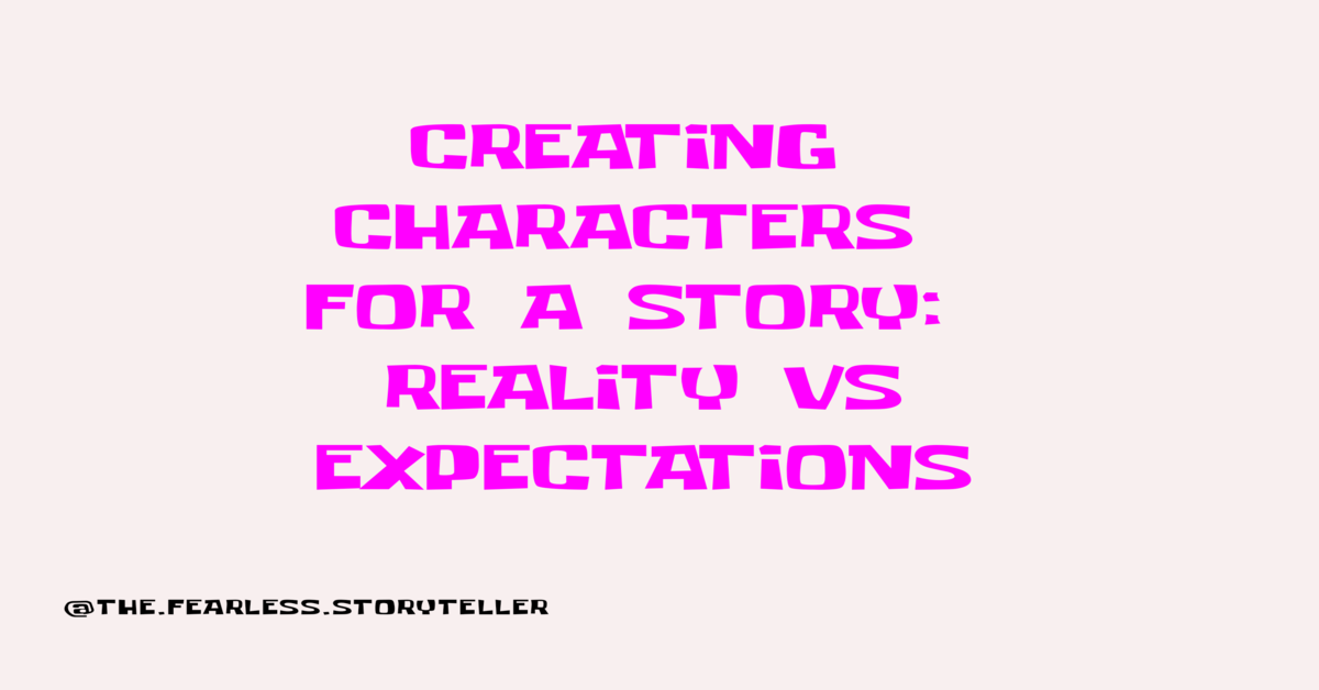 creating-characters