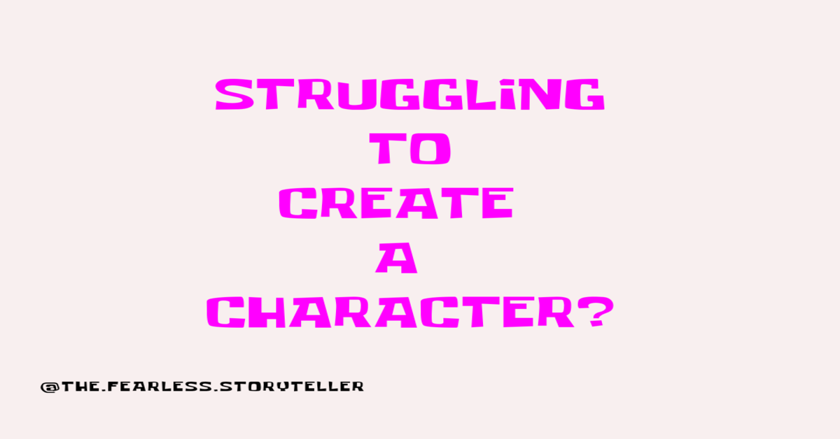 create-a-character